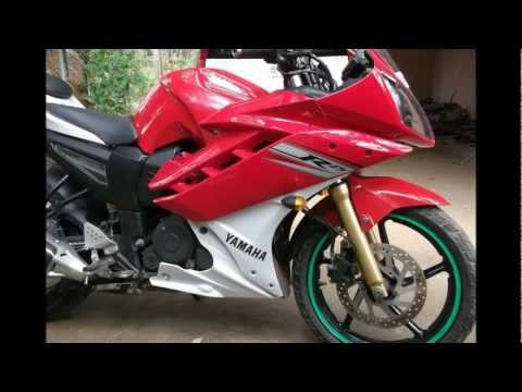 FZ modified to YAMAHA R15 2.0.wmv