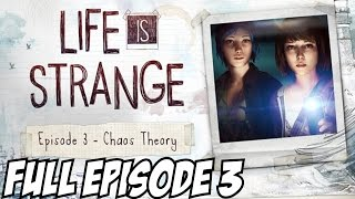 Life is Strange Episode 3 Walkthrough Part 1 Full Gameplay Chaos Theory Let's Play Review 1080p