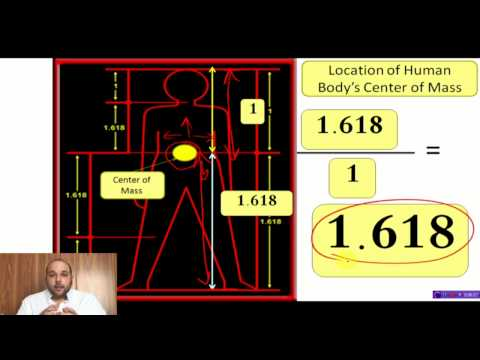 The Golden Ratio in The Quran and Creation