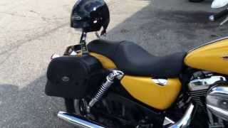 7. 2007 Harley-Davidson Sportster 1200 Custom