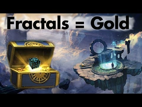 Video How to Make Gold From Daily Fractals in 2017 | GW2 download in MP3, 3GP, MP4, WEBM, AVI, FLV January 2017