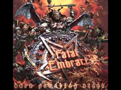 Tekst piosenki Fatal Embrace - Evil Dead po polsku