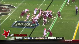 Jonotthan Harrison vs South Carolina (2013)