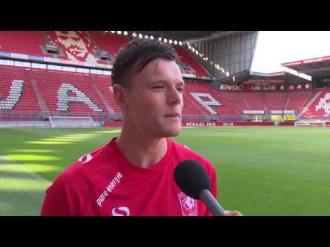 Tom Boere nieuwe spits bij FC Twente