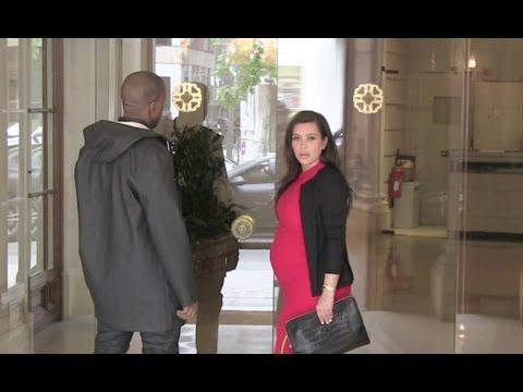Viral of the Day: Kanye West Doesn't Open Doors, Not Even for Kim Kardashian