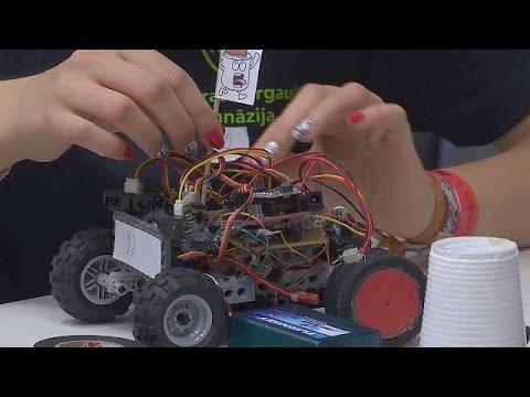 Ρομποτέξ: Ο διαγωνισμός ρομποτικής του Ταλίν – hi-tech