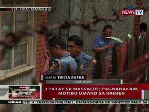 gma news - Quick Response Team (QRT) is a daily newscast anchored by Jiggy Manicad that takes viewers to the scene of a breaking news story. It airs Monday to Friday, 5...