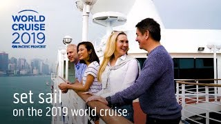 2019 World Cruises on Princess Cruises Video