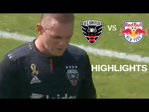 Wayne Rooney vs New York Red Bulls Highlights | D.C. United vs New York Red Bulls 16/09/2018