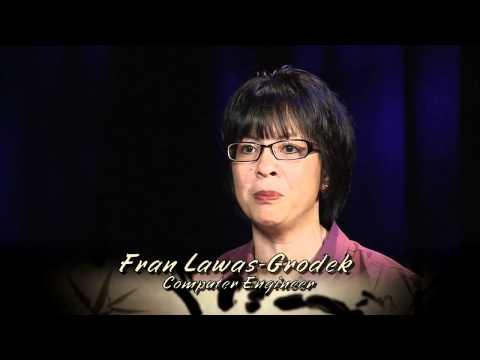 NASA Asian-American History Month Profile — Fran Lawas-Grodek