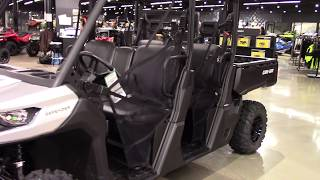 6. 2019 Can-Am SSV DEFENDER MAX DPS HD10 - New Side x Side For Sale - Elyria, OH
