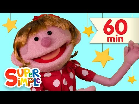 Here We Go Looby Loo | + More Kids Songs | Super Simple Songs