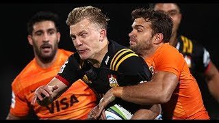 Chiefs v Jaguares Super Rugby Rd.12 2018 Video Highlights
