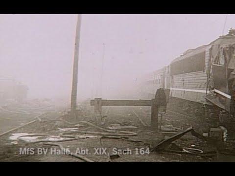 Todesfahrt im Nebel: Das Bahnunglück von 1984 in Hohenthrum