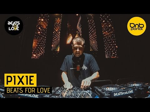 Pixie - Beats For Love 2018 [DnBPortal.com]