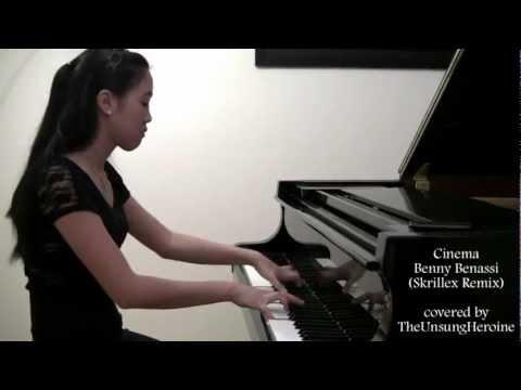 Danbo Malaysia on Lagu Dubstep Dimainkan Pada Piano