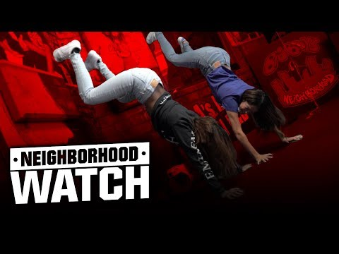 Twerking is Reserved For Girls Who Have Butt | Neighborhood Watch
