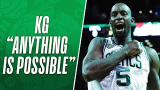 Kevin Garnett - Anything is Possible by NBA