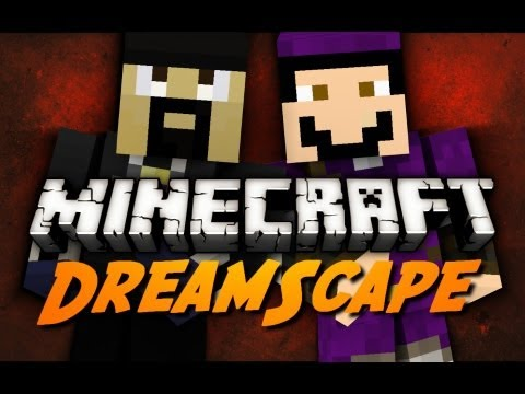 Minecraft Maps - DreamScape w/ SlyFoxHound - Ep. 3 (Adventure Map)