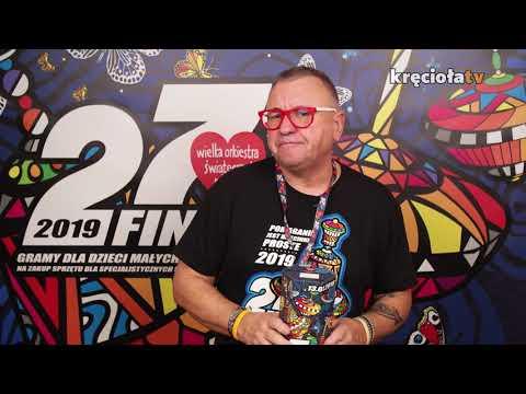 Wideo1: Jurek Owsiak zapowiada 27. Finał WOŚP w Górze