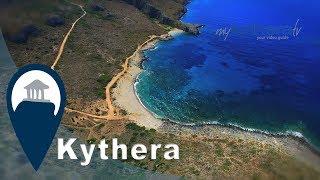 Kythera | Agios Nikolaos Beach near Moudari Lighthouse