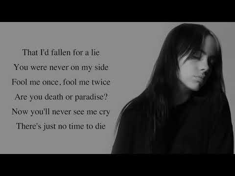 Video Billie Eilish - No Time To Die [Full HD] lyrics download in MP3, 3GP, MP4, WEBM, AVI, FLV January 2017