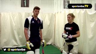 Cricket Masterclass - Batting With Heather Knight [PART TWO]