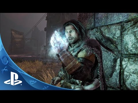 Middleearth Shadow of Mordor Behinds The Scenes