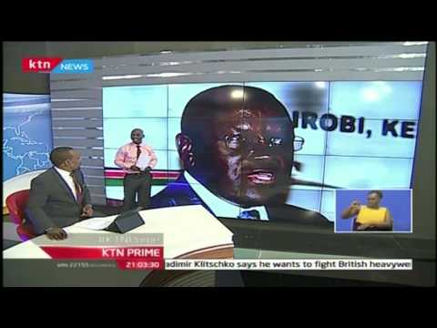 KTN Prime Full Bullet with Ben Kitili, 26th October 2016