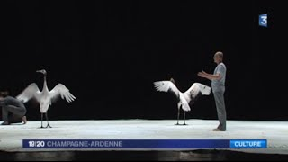Reportage France 3 Champagne-Ardenne - Avril 2015 - Opéra de Reims
