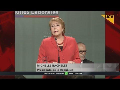 video Presidenta promulgó reforma laboral y hay inconformidad en el oficialismo y oposición
