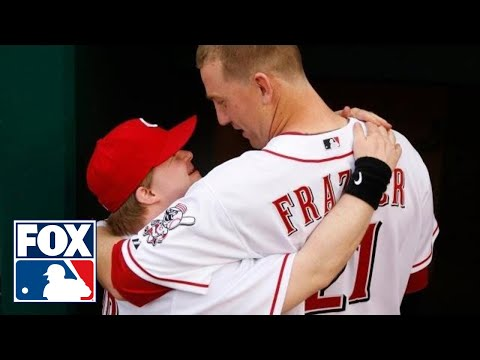Watch video Inspirational Story about Red's Bat Boy with Down Syndrome