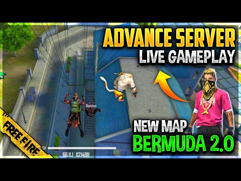 FREE FIRE LIVE || ADVANCE SERVER BERMUDA 2.0 WITH NAYAN.ASIN 🔥