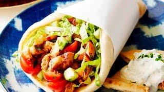 Restaurant Style Chicken Shawarma Video | Lebanese Chicken Shawarma | Homemade Chicken Shawarma