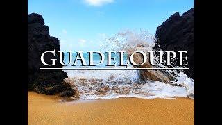 Vår semester i Guadeloupe.