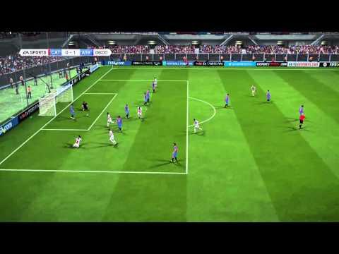 FIFA 14 Edinson Cavani