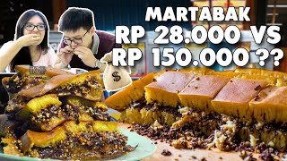 Video Martabak Rp 150.000 Vs Rp 28.000 !!! MP3, 3GP, MP4, WEBM, AVI, FLV Juli 2018