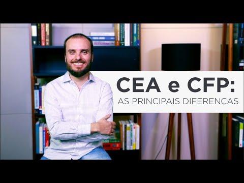 CEA e CFP: as principais diferenças