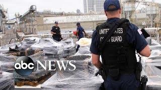 Cocaine cowboys: Inside the US Coast Guard's war on drugs | ABC News