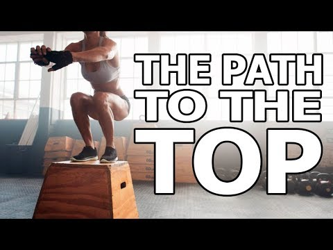 Workout Motivation - The Path To The Top