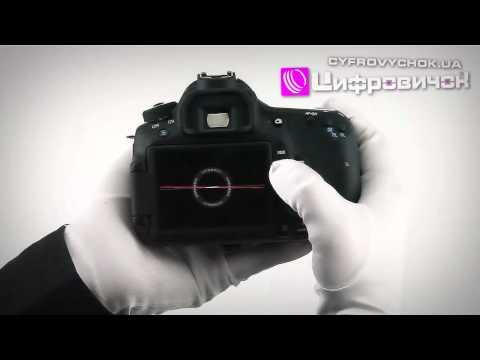 Видеообзор Canon EOS 60D
