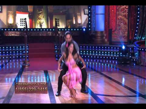 Baile de El Cibernetico, Sabor Latino de la Semifinal  - Thumbnail