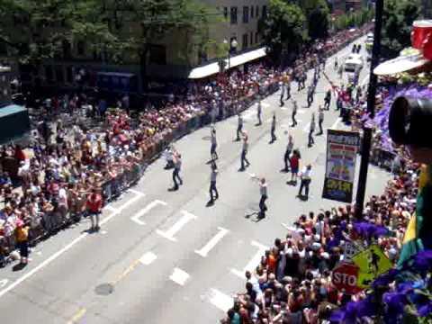 Chicago Pride Gay Cowboys 2009