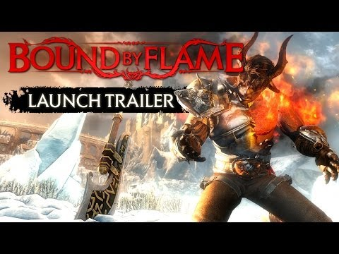 [PC]Bound By Flame - PROPHET