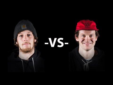 SKATEpark   Casper Verheijen vs Justin Wagener