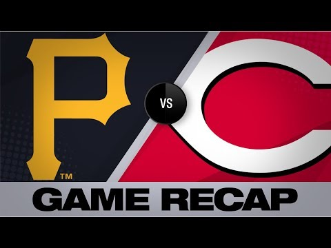 Video: Castillo, Suarez lead Reds to 4-1 victory | Pirates-Reds Game Highlights 7/31/19