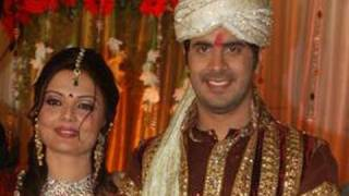 Deepshikha Nagpal and Kaishav Arora's WEDDING bash