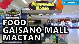 Mactan Island Philippines  City pictures : Food & Gaisano Island Mall Mactan, Philippines S3, Travel Vlog #90