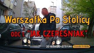 """""""Rozje**ć Ci ryj, wieśniaku?!"""" – Warszawiak w Mercedesie kontra zwykły obywatel!"""