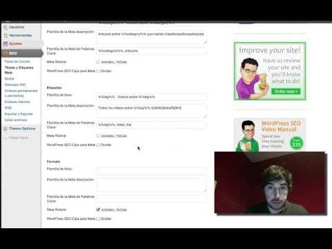 Configurar SEO by Yoast (Plugin Seo para WordPress)